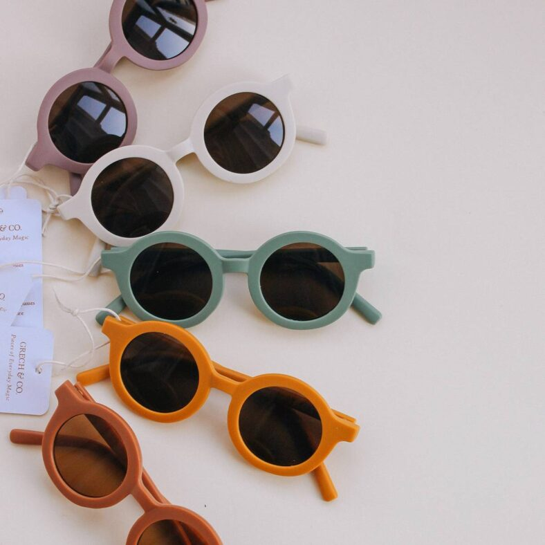 colores gafas infantiles sostenibles