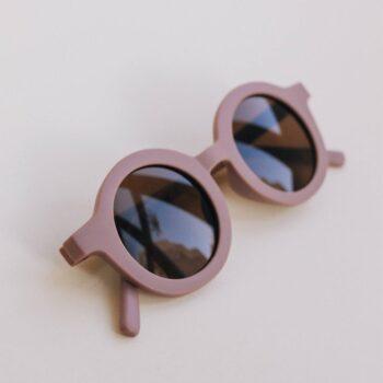 gafas sol rosa