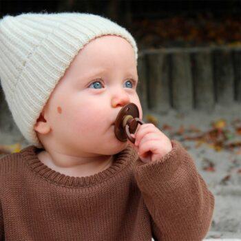 bebe bibs chocolate mocha