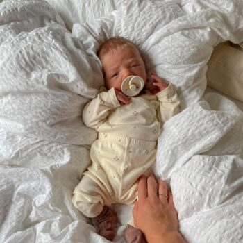bibs ivory baby