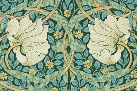 William Morris y el movimiento Arts and Crafts: diseño y estética