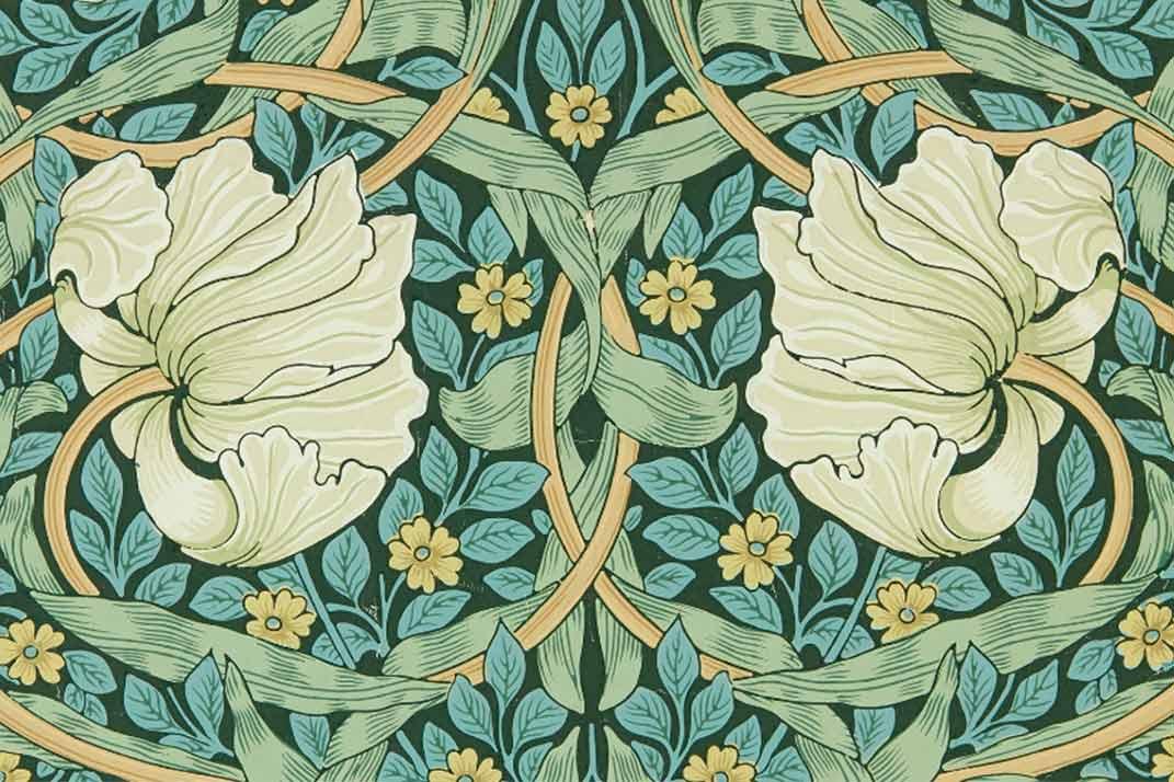 Diseño de William Morris