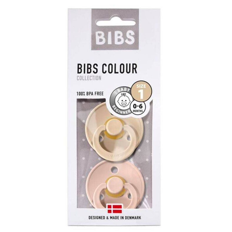 caja bibs blush vainilla