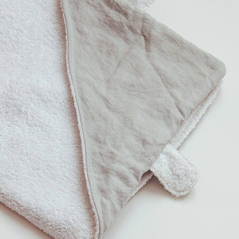 Capa de baño lino boira