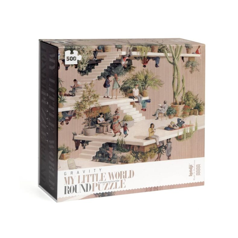 puzle 500 piezas gravity