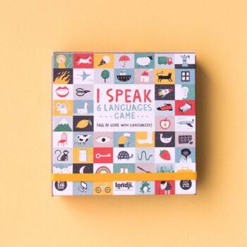 juego idiomas i speak 6 languages