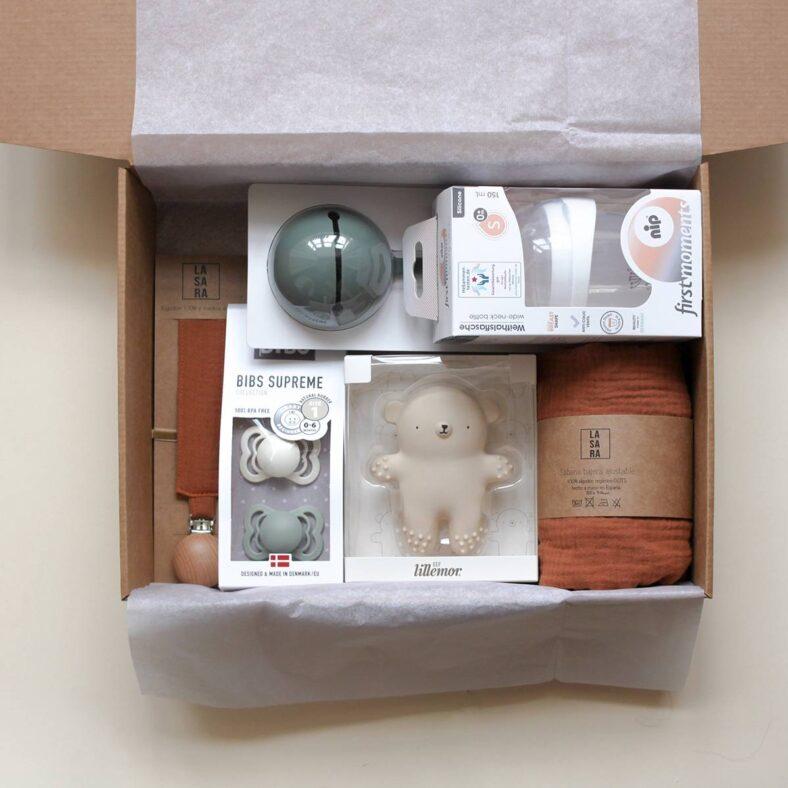 pack regalo completo caja