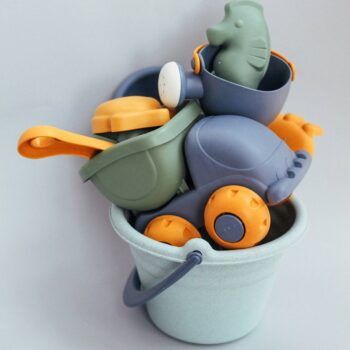 Set de juguetes de playa biodegradable