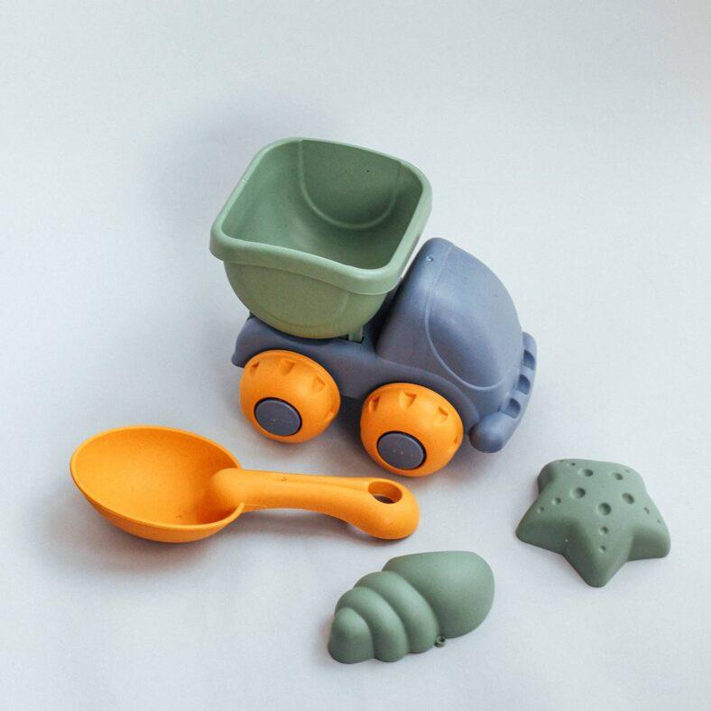 Set de playa de juguetes biodegradables