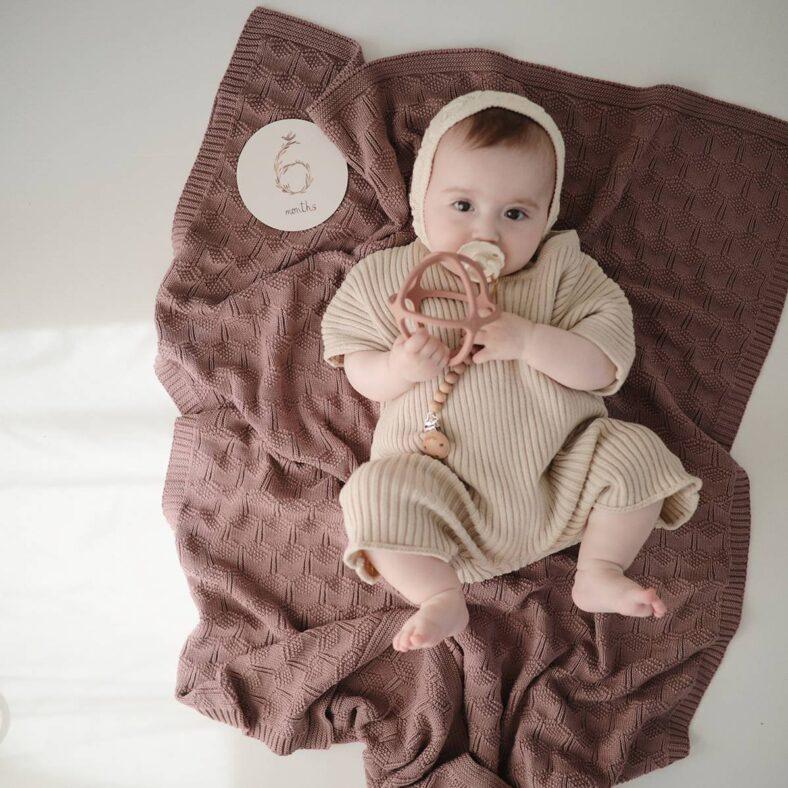bebe 6 meses con tarjeta crecimiento