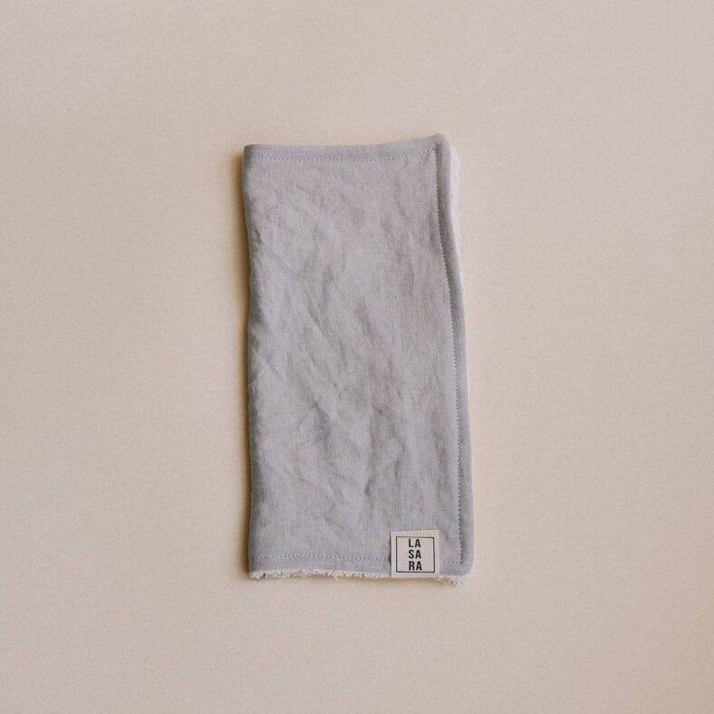 paño toallita lino